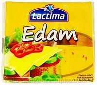 Сыр тостовый Lactima Edam (Лактима) 130 г.