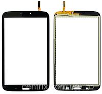 Тачскрин (сенсор) для Samsung T310 Galaxy Tab 3 8.0, T3100, (версия Wi-fi), черный, оригинал