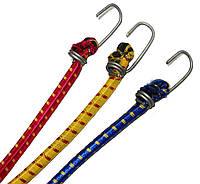 Резинки багажные цветные с крючками (2 метра) для крепления багажа
