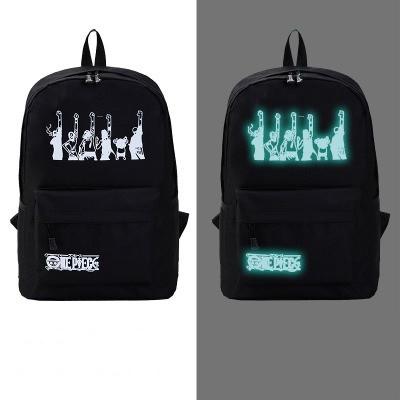 Рюкзак городской светящийся руки верх