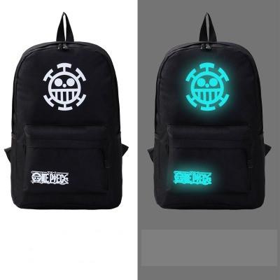Рюкзак городской светящийся смайлик