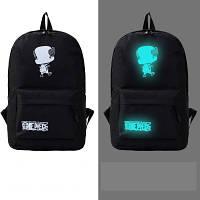 Рюкзак городской светящийся с человечком