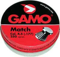 """Пульки GAMO """"Match-100"""" (в картонной коробке)"""