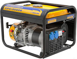 Бензогенерато Садко GPS-3500В (2,5 кВт, бензин, ручной стартер) + Бесплатная Доставка !