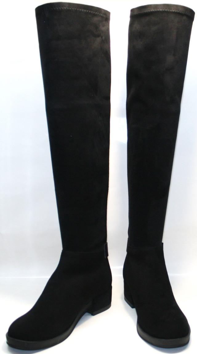 Сапоги ботфорты - обувь для уверенных в себе и слегка экстравагантных натур.