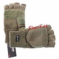 Вязаные перчатки-варежки Thinsulatе