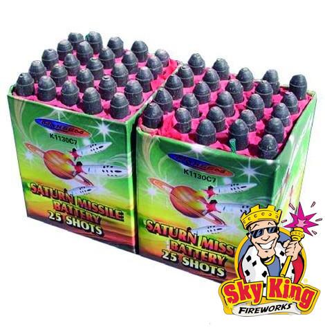 Ракета  Катюша 25 выстрелов