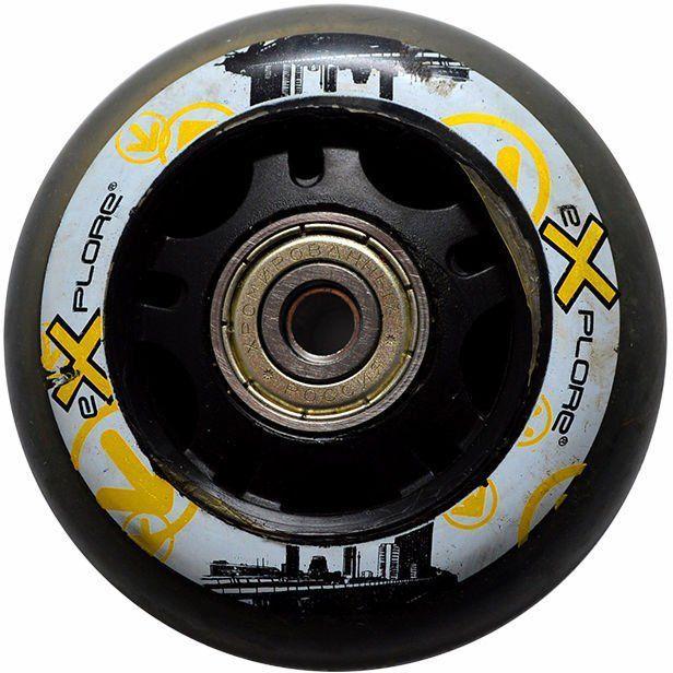 50ce9a20d93949 Колеса для роликов Explore Wheels 72mm, 82A с подшипником (1шт), цена 70  грн., купить в Одессе — Prom.ua (ID#591022710)