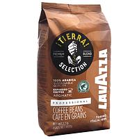 Кофе в зернах Lavazza Espresso Tierra Selection (кофе лавацца Тиерра) 1 кг., фото 1
