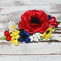 Гребінець Польові квіти