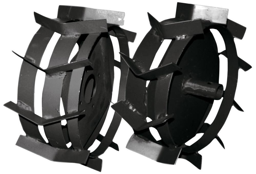 Грунтозацепы 340х90 из полосы на МБ Кентавр МБ 40-1 (втулка 25мм)