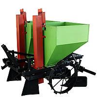 Картофелесажатель двухрядный ДТЗ КС-2М