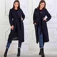 Длинное кашемировое пальто на подкладке, фото 1