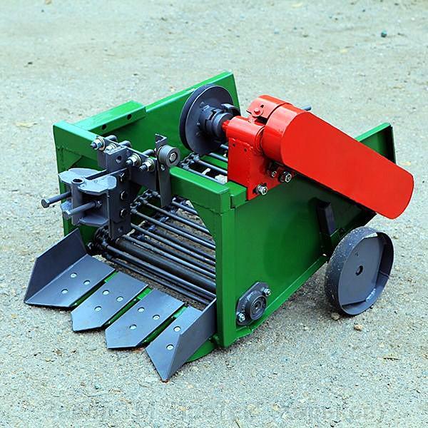 Картофелекопалка для на мототрактор транспортерная ПроТек 45/60 (привод слева или справа)