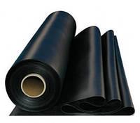 Пленка строительная чёрная от 50 - 200мкн., фото 1