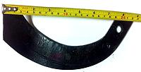Нож активной фрезы для минитрактора ДТЗ IT195