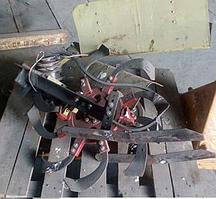 Нарезатель  борозд    ZIRKA  SH-61