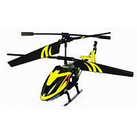 Вертолет радиоуправляемый Auldey LIGHTENING FALCON (желтый,20см,с гироскоп.,3-канал.)