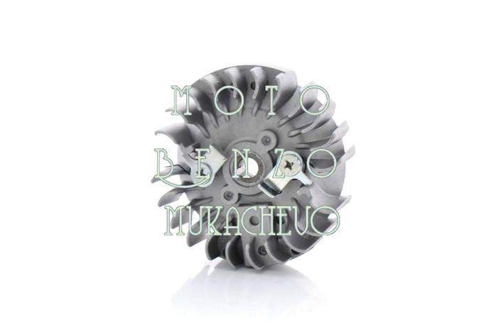 Магнето (маховик) пилы  Goodluck 5800  собачки металл, фото 2