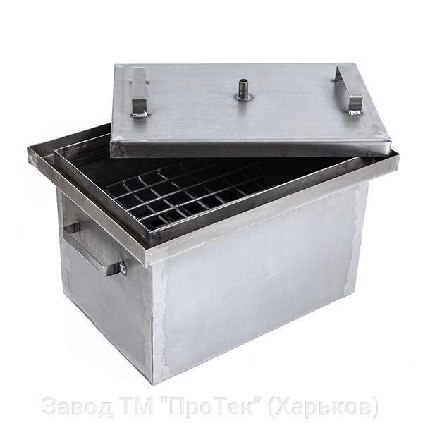 Коптильня с гидрозатвором HousePro-430 (нержавейка)