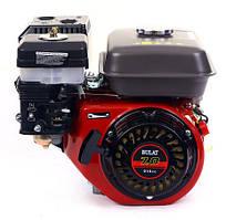 Двигатель бензиновый BULAT  BW170F-S/20 (7,0 л.с., шпонка Ø20мм, L=52мм) + доставка