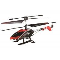 Вертолет на ИК управлении Auldey STALKER (красный, 20 см, 3-канальный, с гироскопом)