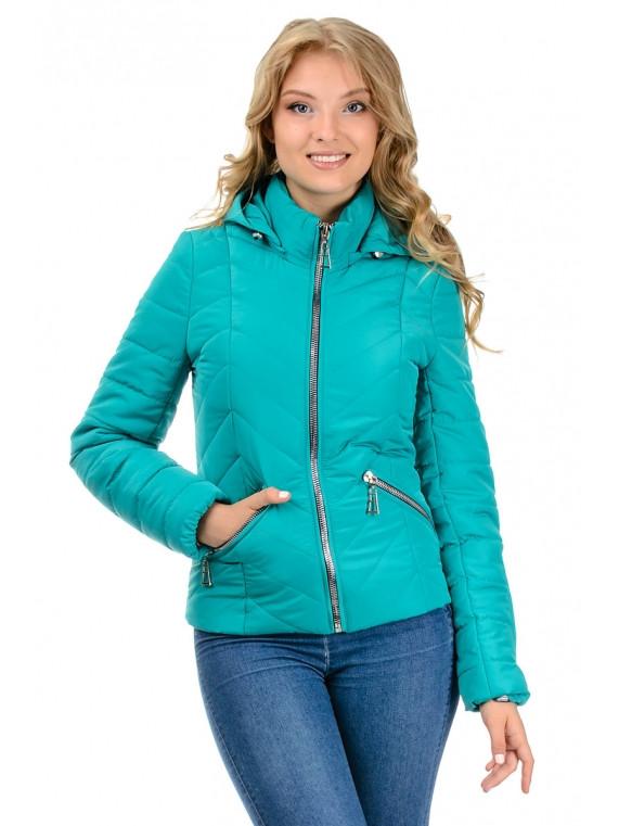 Женская демисезонная куртка,  размеры 42 - 50