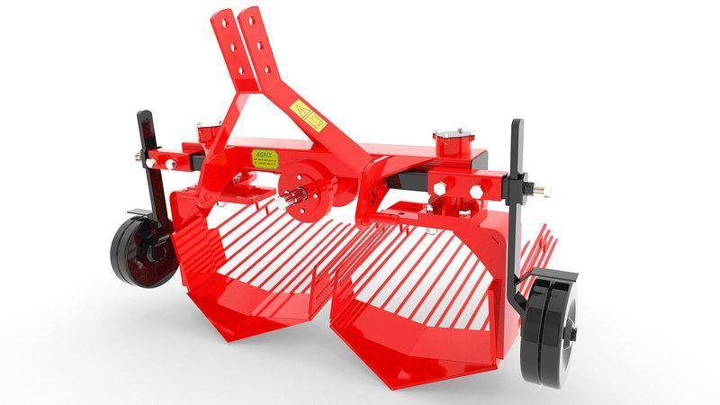 Картофелекопатель для трактора  Agrix А8