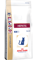 Royal Canin hepatic диета для кошек при болезнях печени - 2 кг
