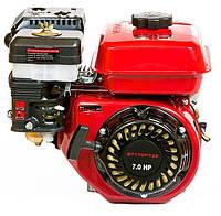 Двигатель бензиновый WEIMA BT170F-Т/20 (7 л.с., шлицы Ø20мм, L=52мм) Бесплатная доставка, фото 1