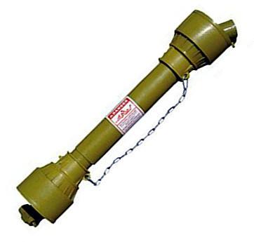 Вал карданный ДТЗ (8х8, L=580мм)