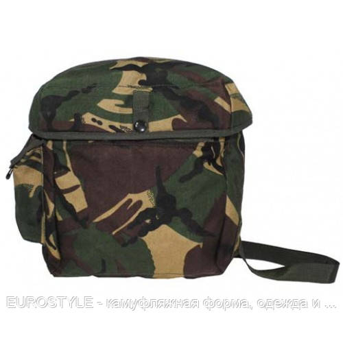 Сумка под аптечку и противогаз - ЕUROSTYLE - камуфляжная форма, одежда и военная амуниция, военторг оптом в Киеве