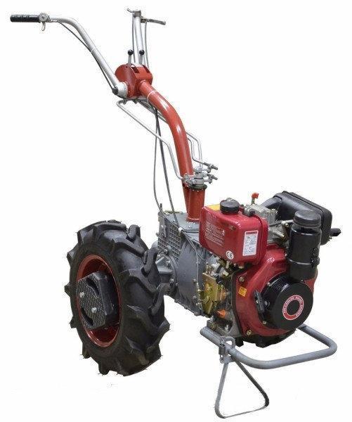 Мотоблок дизельный Мотор Сич МБ-6Д (ручной запуск, 6 л.с.)