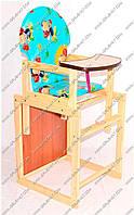 Детский стульчик-трансформер VIVAST №7
