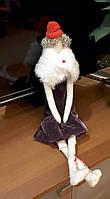 Кукла авторской работы в стиле Тильда «Модница»