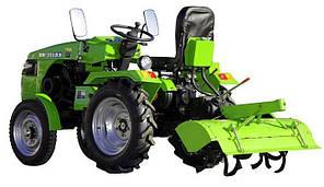 Почвофреза 100 DW150R  (к тракторам с цепным приводом, ширина захвата 100см)