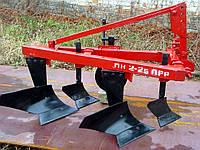 Плуг для минитрактора навесной 2-х корпусный с предплужником регулируемый ПН 2-25 ПР-Р, фото 1