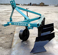 Плуг для трактора навесной 3-х корпусный левосторонний ПН 3-20Л
