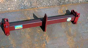 Сцепка двойная для мотоблока СМ - 2