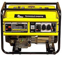 Генератор бензиновый Кентавр КБГ-505а (5.0 кВт) Бесплатная доставка