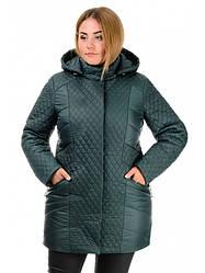 Зимняя женская куртка,  размеры 50 - 58