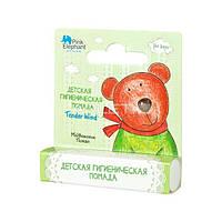 Детская гигиеническая помада (Медвежонок Потап) - Pink Elephant