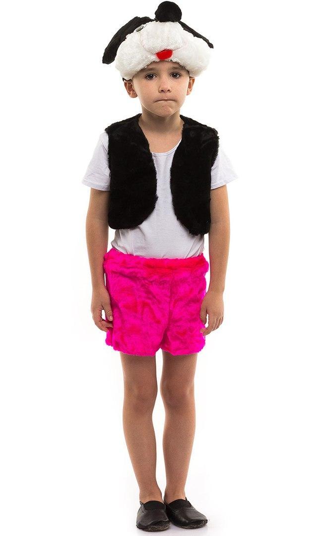 Детский карнавальный маскарадный костюм Микки маус для мальчика размер:104-122