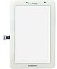 Тачскрин (сенсор) для Samsung P3110 Galaxy Tab 2 (версия Wi-fi), белый, оригинал