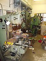 Штамповка метала на прессах до усилием 25т.