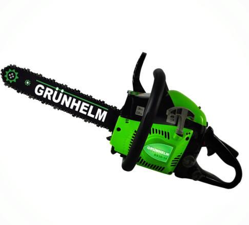 Бензопила цепная Grunhelm GS38-14 (3.1 л.с.,шина 35 см) + доставка