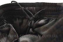 Брюки камуфляжные зимние под манжет - трикотаж, фото 3