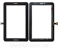 Тачскрин (сенсор) для Samsung P3110 Galaxy Tab 2 (версия Wi-fi), черный, оригинал