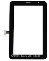 Тачскрин (сенсор) для Samsung P3100 Galaxy Tab 2 (версия 3G), черный, оригинал