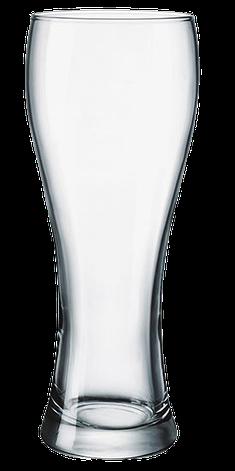 Пивной стакан стеклянный 500 мл, фото 2